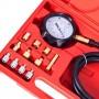 Тестер давления масла в двигателе и АКПП, 12 предметов (Т-5041) ALLOID