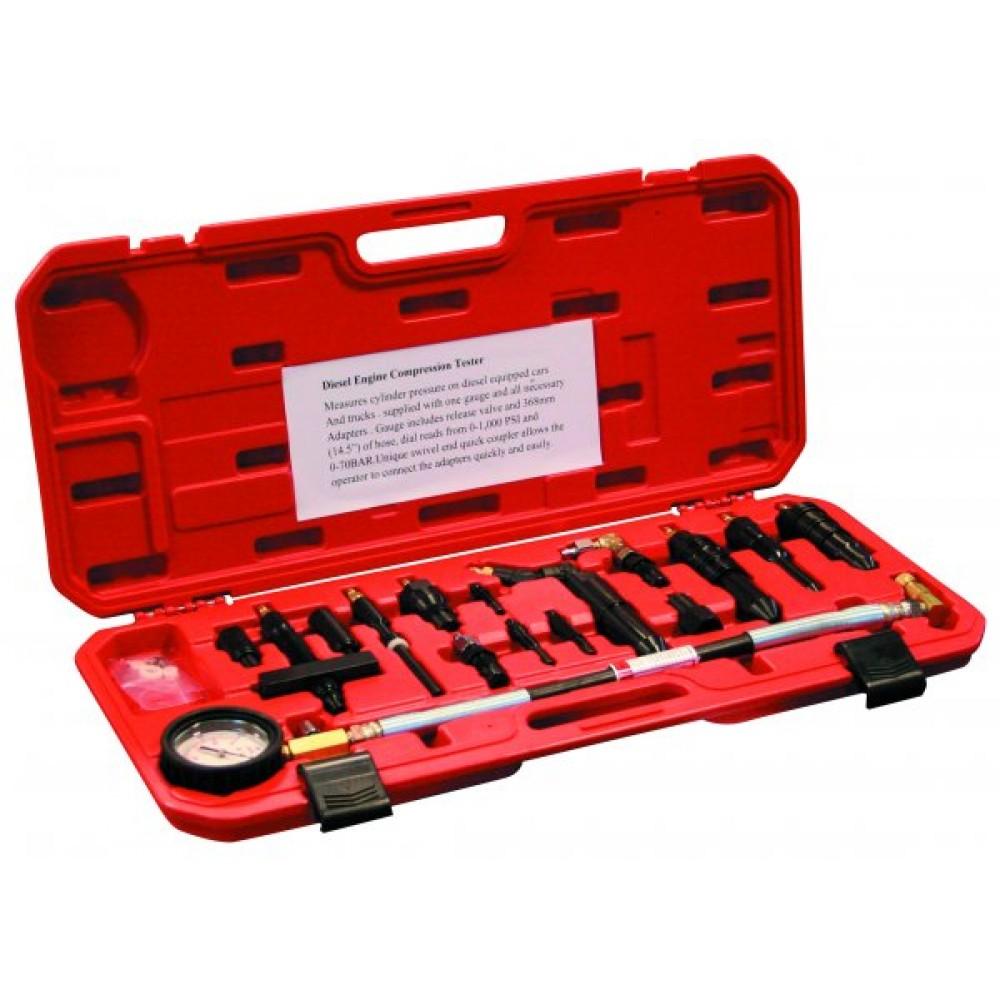 Компресcометр для дизельных двигателей ASTA A-EL0628
