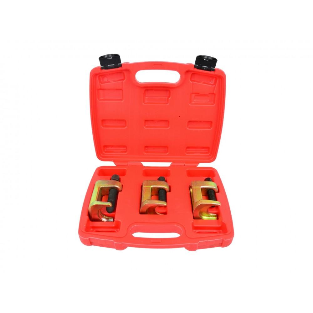 Съемник шаровых опор 3 ед. 23mm*28mm*34mm (чемодан) GEKO G02585