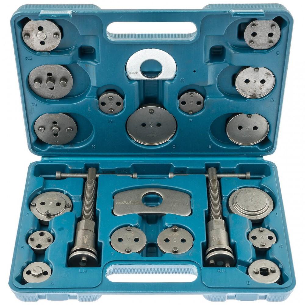 Набор ручных сепараторов тормозных колодок 21 предмет ASTA A-FL1010