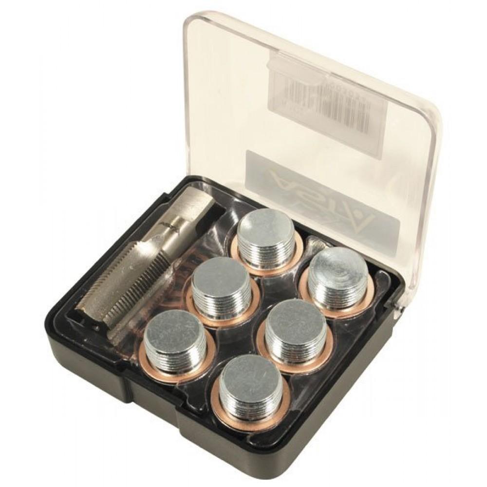 Набор для ремонта резьбы маслослив. горл. M20X1.5 ASTA A-M20