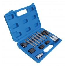 Набор ключей для генератора 13пр. SATRA S-XA13P