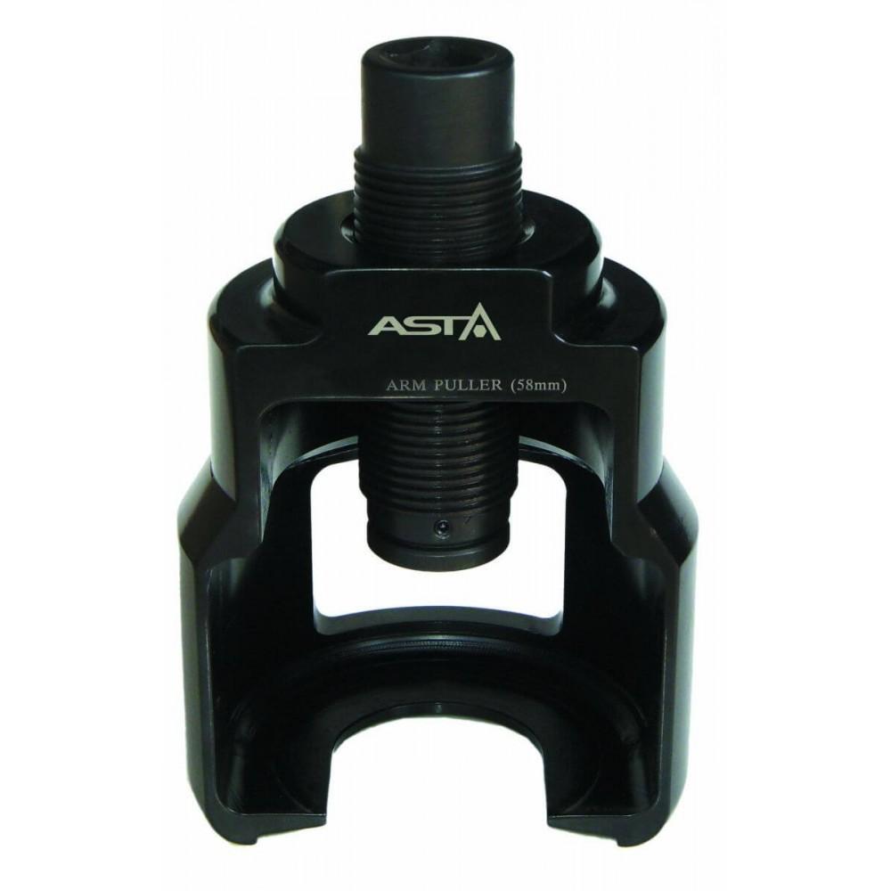 Съемник рычага рулевого механизма SCANIA 320/340, 58мм ASTA A-1265
