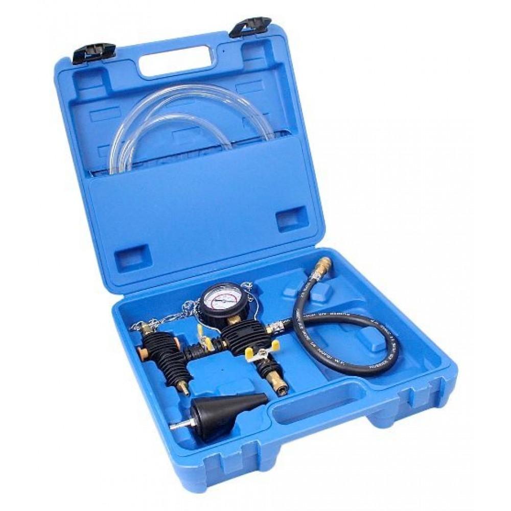 Набор для вакуумной откачки и замены жидкости в системе охлаждения SATRA S-3VCS