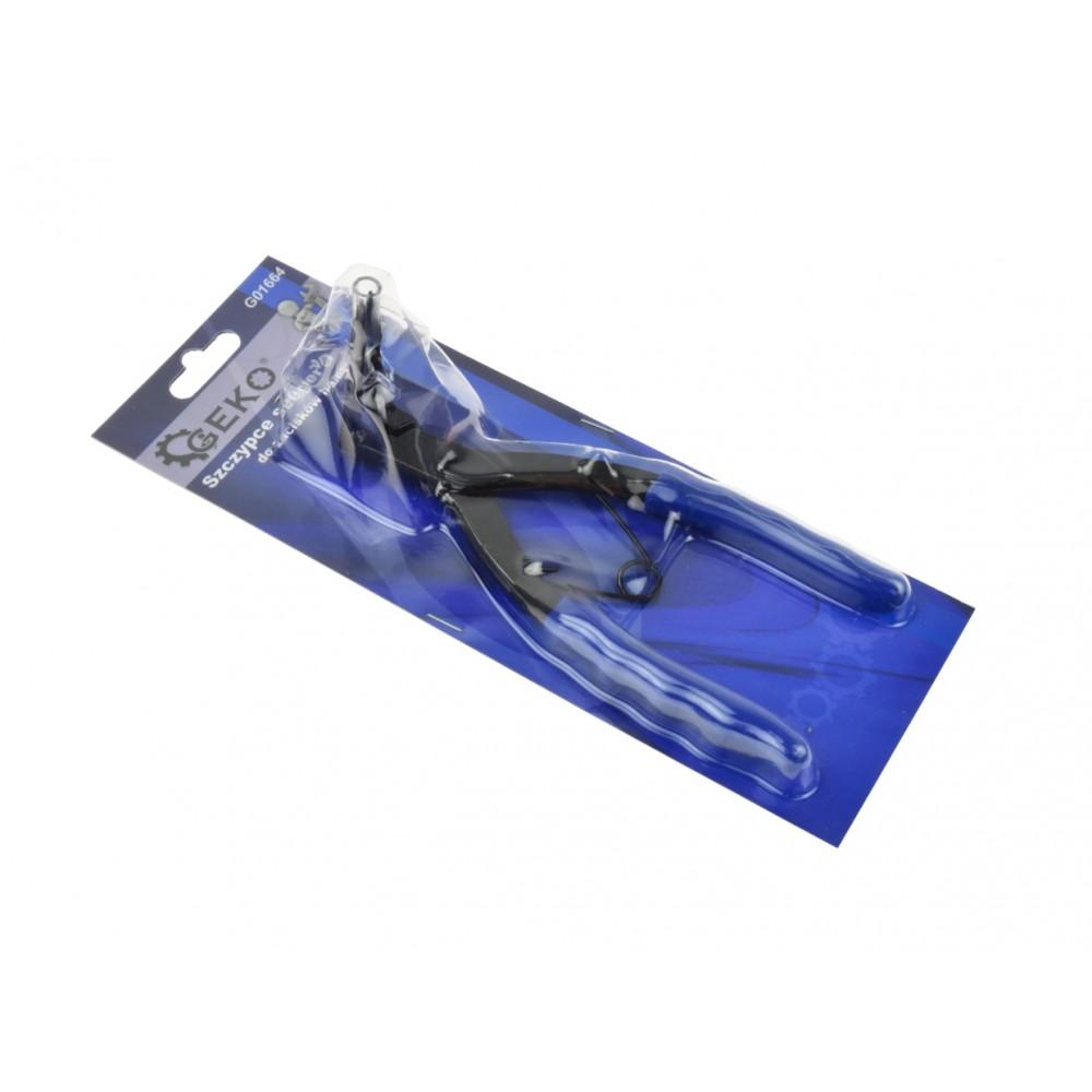 Щипцы изогнутые Segera для тормозных суппортов GEKO G01664