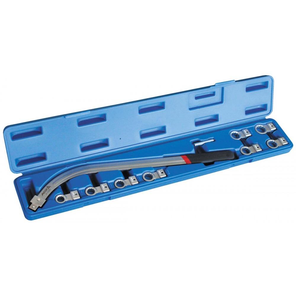 Набор ключей для натяжения / замены ремня ГРМ, 9пр. ASTA A-170W