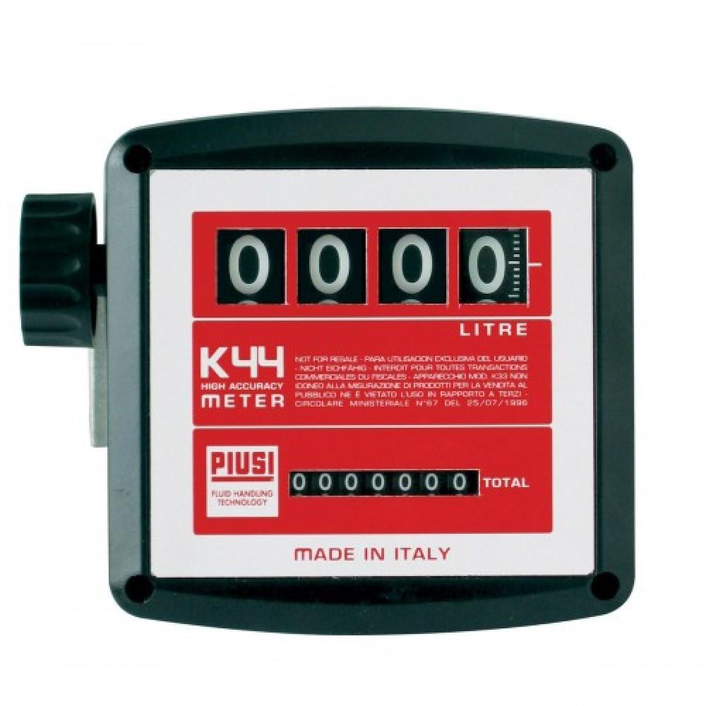 Счетчик механический PIUSI K44 для топлива