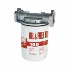 Фильтр 10мк для биодизеля, ДТ, бензина, масел 100 л/мин