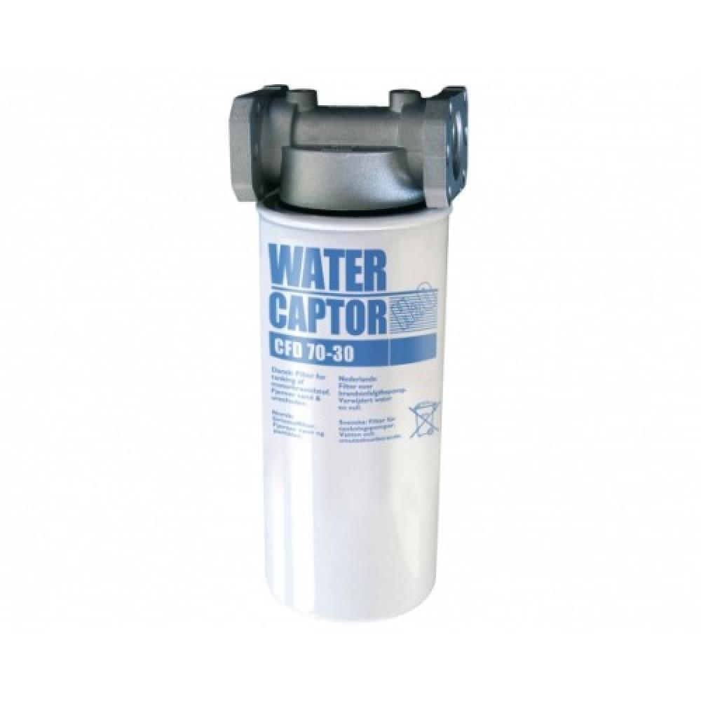 Фильтр Water Captor Piusi 70 Л/Мин 30 Микрон с адаптером