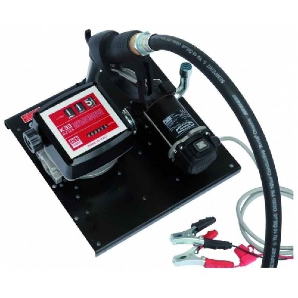 Перекачивающая станция для дизельного топлива с расходомером ST ByPass 3000/12V K33