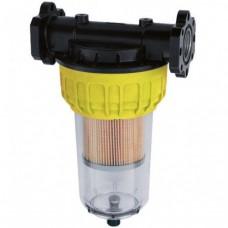 Фильтр для биодизеля, ДТ, бензина Clear Сaptor 5 мк, 2 картриджа