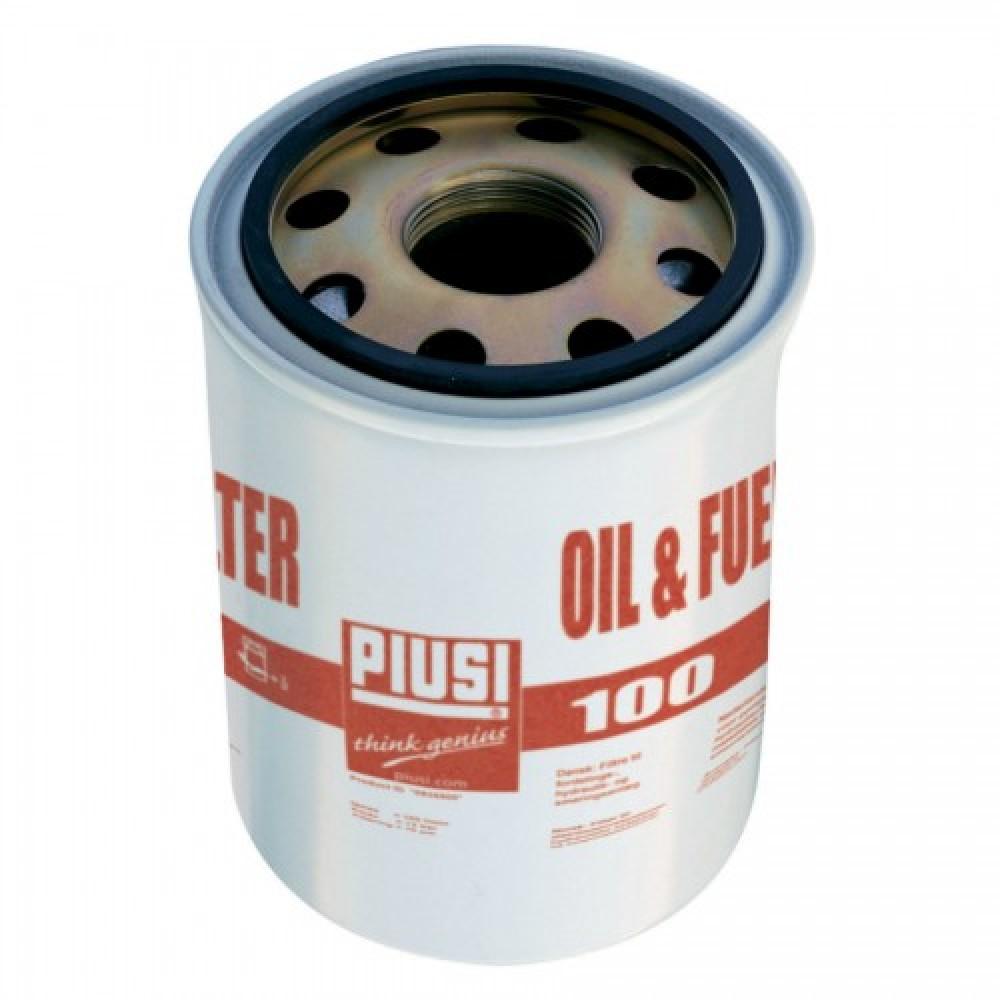 Картридж фильтра 10 мк для биодизеля, ДТ, бензина, масел 100 л/мин