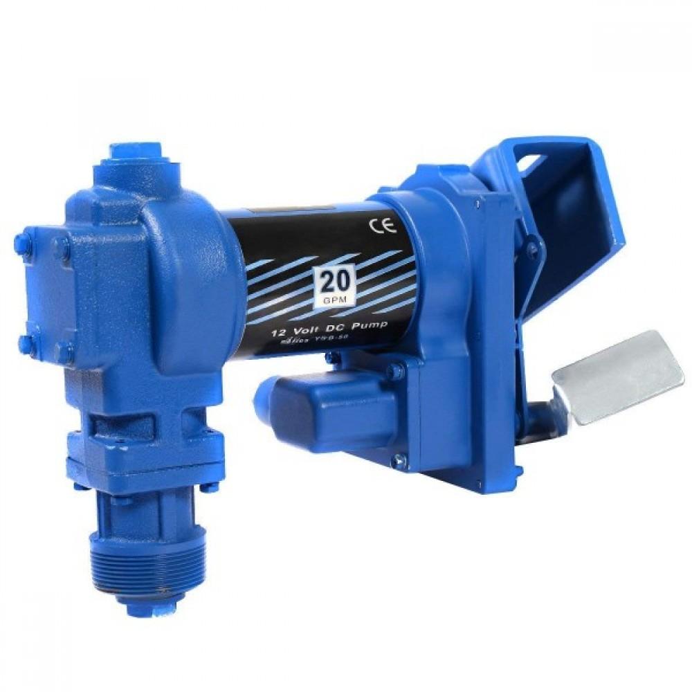 Насос для перекачки бензина REWOLT ATEX RE SLEX76 56л/мин 12В