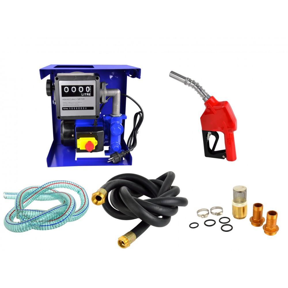 Мини АЗС REWOLT для дизельного топлива 220В 80л/мин RE SL011Auto-220V