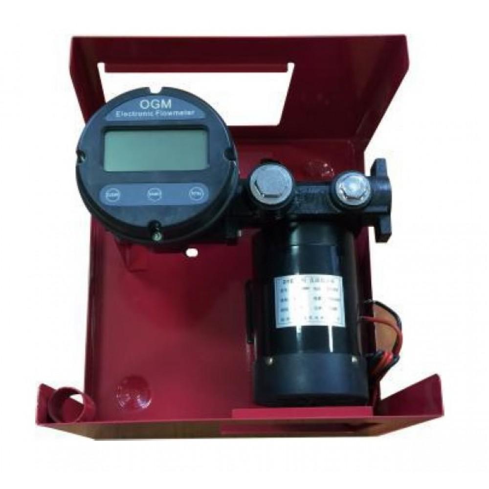 Установка для перекачки топлива REWOLT 12В 70 (RE SL60DA-1K-12V)