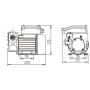 Насос перекачки ДТ VSO 60л/мин 220В (VS0160-220)